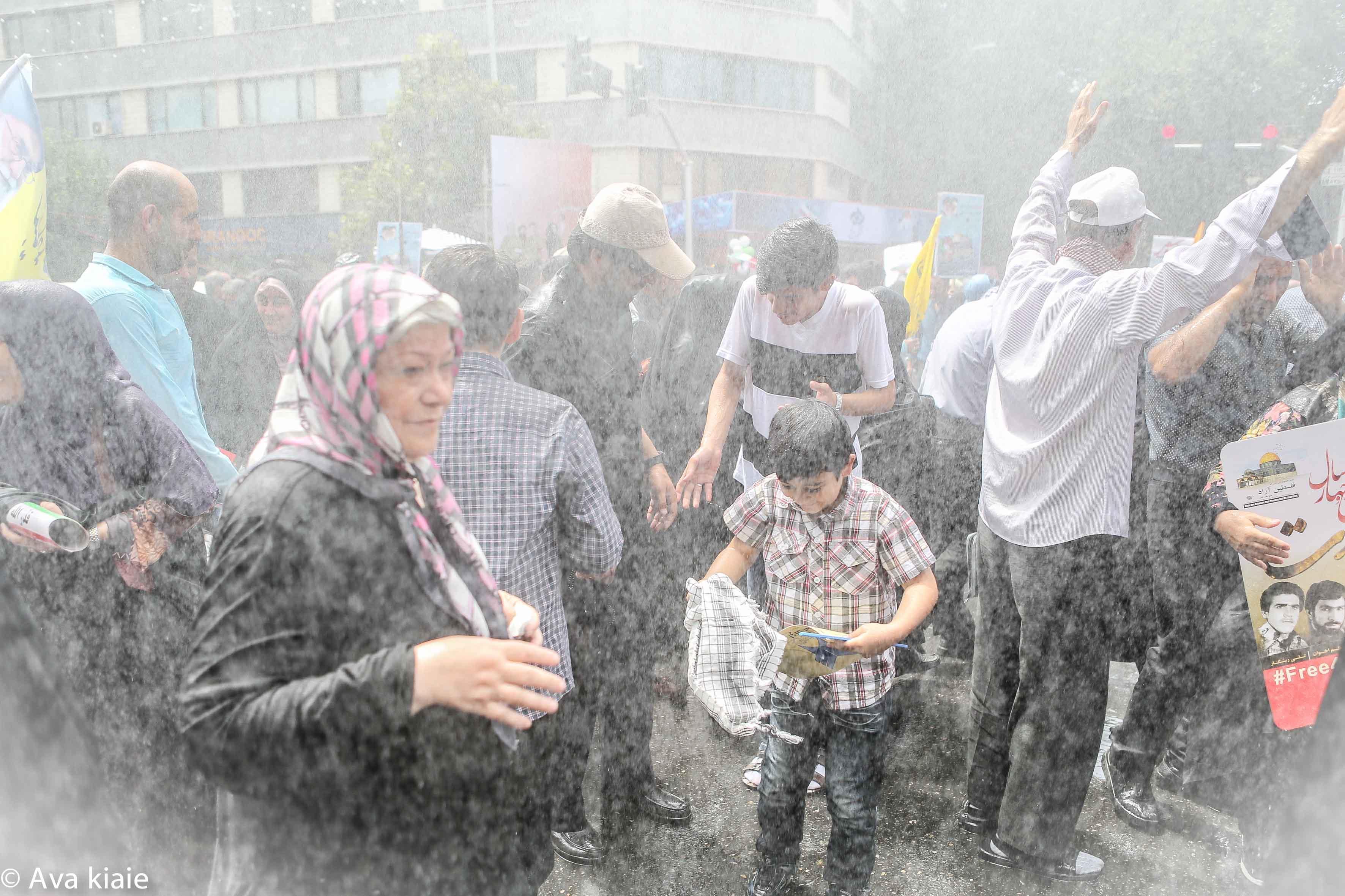 تصاویر راهپیمایی روز قدس به روایت امیدنامه