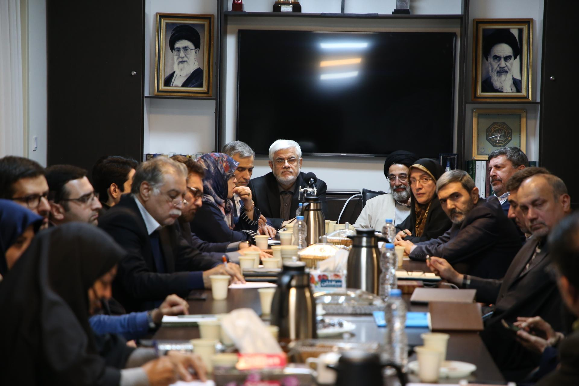 اولین جلسه رسمی دور سوم سورای عالی سیاستگذاری اصلاحطلبان